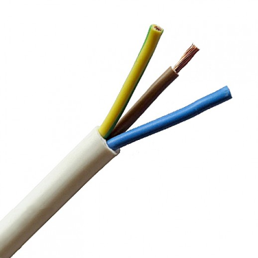 Провод ПВС 3х2,5 кабель Восток