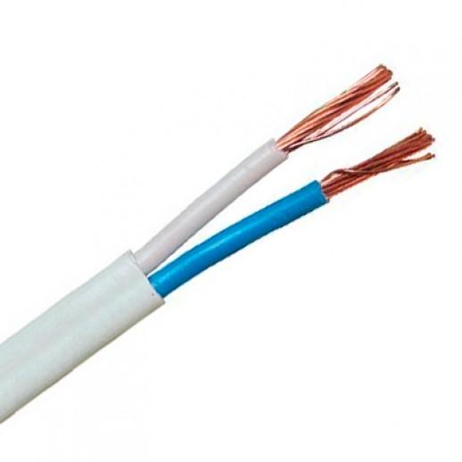 Провод ШВВП 2х0,75 кабель ЗЗЦМ