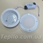 Светильник LED стекло круг 18Вт встроенный