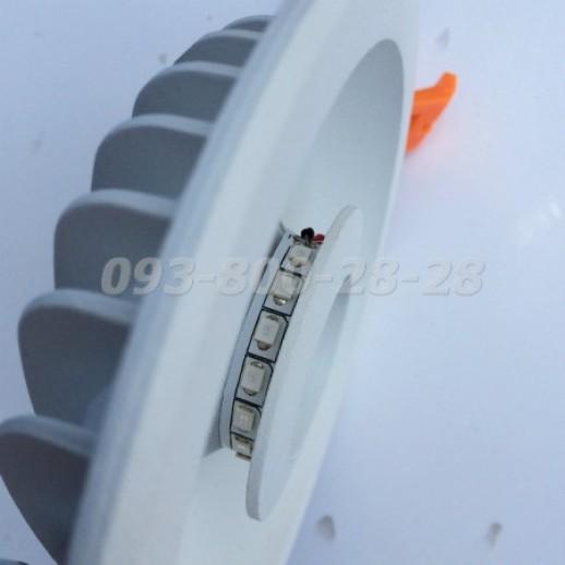 Светильник встроенный LED RIGHT HAUSEN MOON-2 декоративный 5+3 Вт