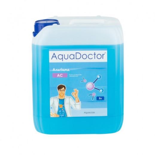 Химия для бассейна против водорослей Альгицид AquaDoctor AC 5 л