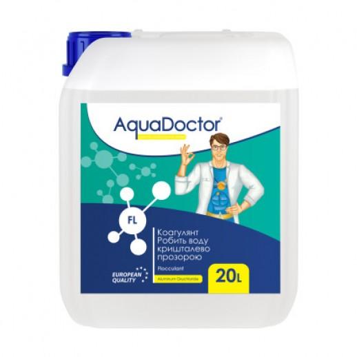 Коагулянт жидкий AquaDoctor FL 5 л