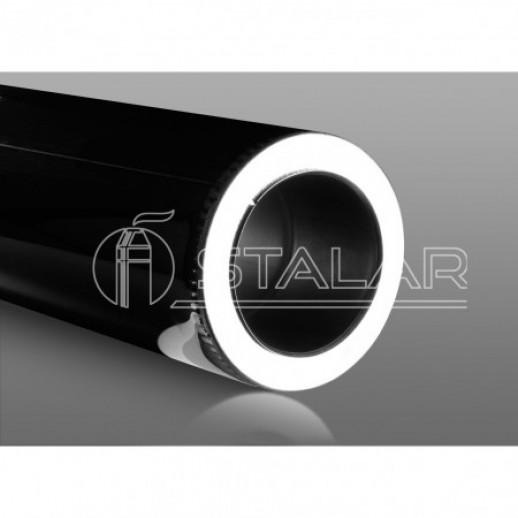 Дымоходная труба 1м утепленная 180х250 нерж/оц 0,5 мм
