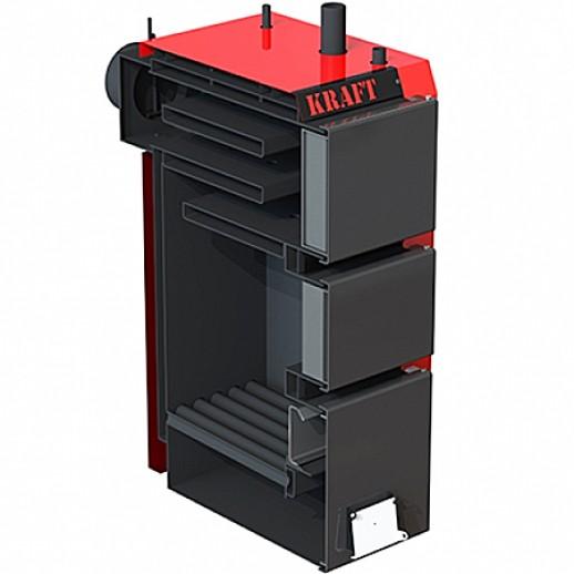 Котел длительного горения KRAFT S 15 кВт с автоматикой