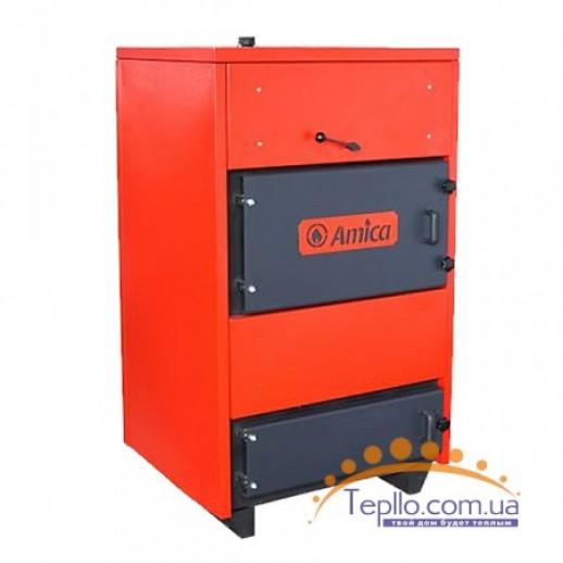 Промышленный Пиролизный котел Pyro 50 Amica