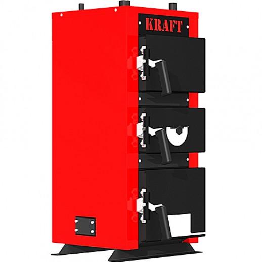 Твердотопливный котел Kraft 12E традиционного горения