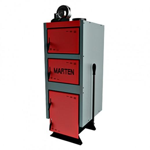 Котел 17 кВт длительного горения с автоматикой MARTEN Comfort MC17