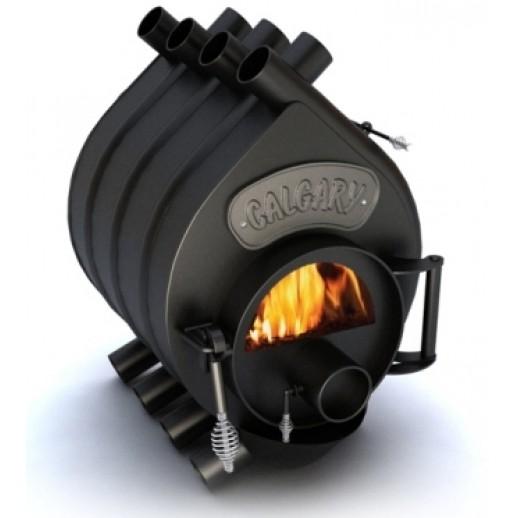 Канадская печь Calgary булерьян 6 кВт