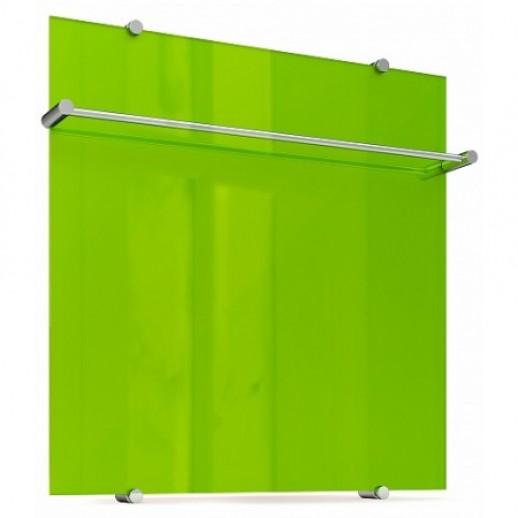 Обогреватель, дизайн радиатор Flora Gr 60x60 (зелёный)