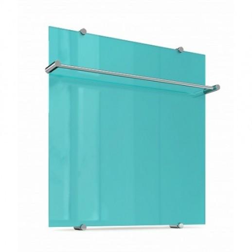 Обогреватель, дизайн радиатор Flora Be 60x60 (берюзовый)