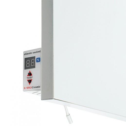 Керамический обогреватель с терморегулятором TCM-RA1000 белый