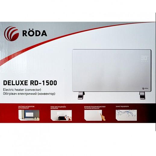 Электроконвектор RODA Deluxe 1500 White