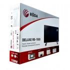 Электроконвектор RODA Deluxe 2000 Black