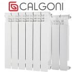 Радиатор алюминиевый CALGONI Alpa Италия отопления 582x80x85