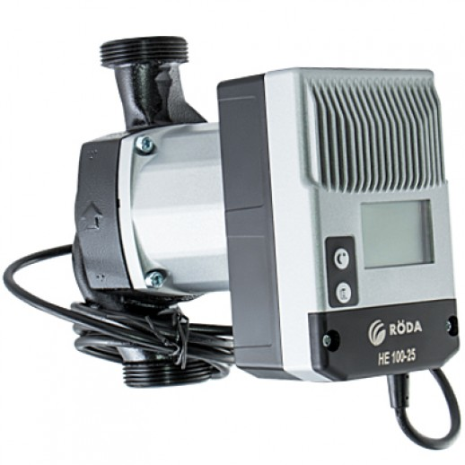 Циркуляционный энергосберегающий насос Delta HE100-25-180