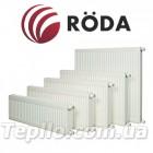 Радиатор отопления стальной RODA 22 тип 500*1000 боковое подключение