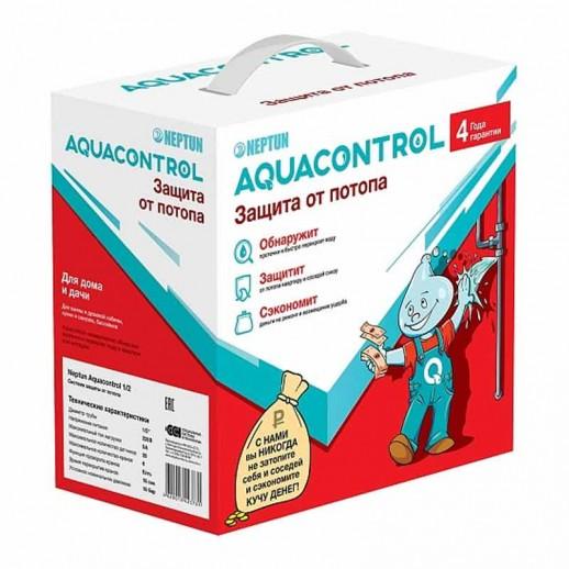 Система контроля протечки воды AQUACONTROL 3/4