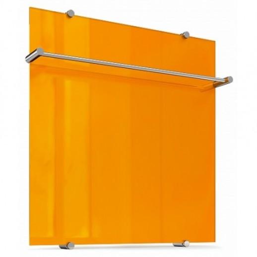Обогреватель, дизайн радиатор Flora (оранжевый)