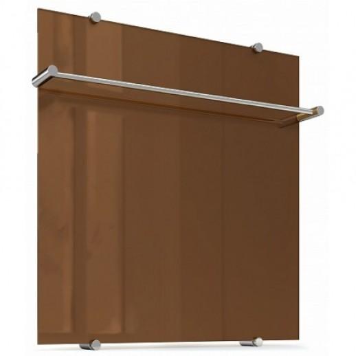 Обогреватель, дизайн радиатор Flora (коричневый)