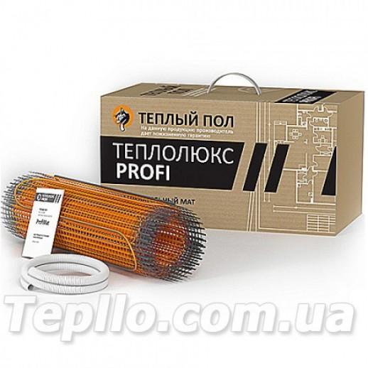 Двухжильный нагревательный мат Теплолюкс ProfiMat 2,0м2