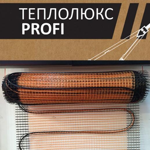 Двухжильный нагревательный мат Теплолюкс ProfiMat 360/2,0м2