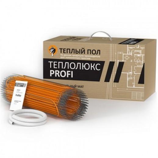 Двухжильный нагревательный мат Теплолюкс ProfiMat 1,5м2