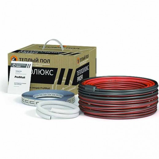Нагревательный кабель ProfiRoll 160 0,83-1,10 м2 11 м.п.
