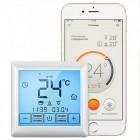 Терморегулятор Premium для теплого пола сенсорный с Wi-Fi модулем