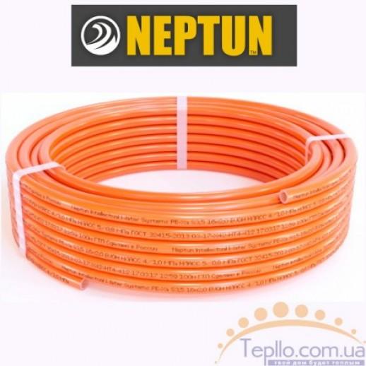 Труба для теплого пола Pex-a EVOH Neptun (200 м)