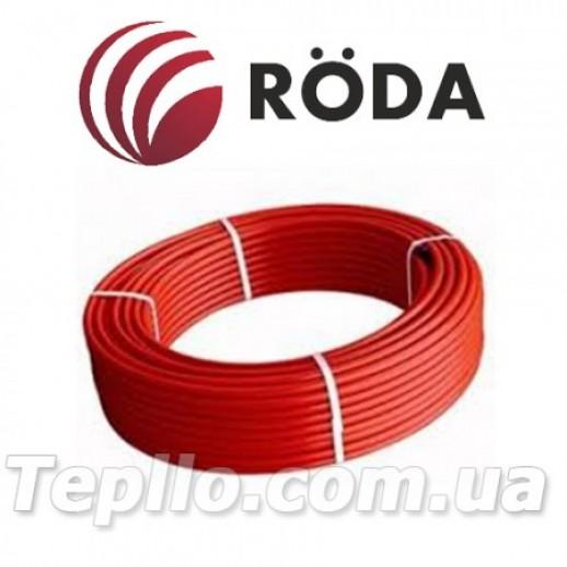 Труба водяного теплого пола Испания RODA 16мм PEX-A
