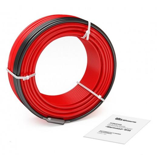 Нагревателный кабель в стяжку Warmstad WSS 213,0 м/3300 Вт