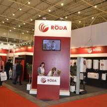 Тепловое оборудование тм RODA АкваТерм 2017